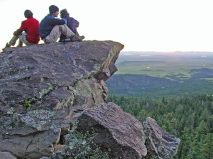 Philmont Scout Ranch propose