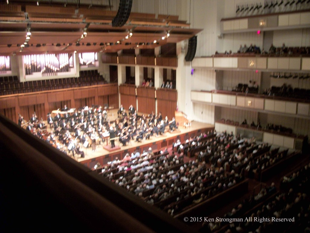 Concert at the Kennedy Center