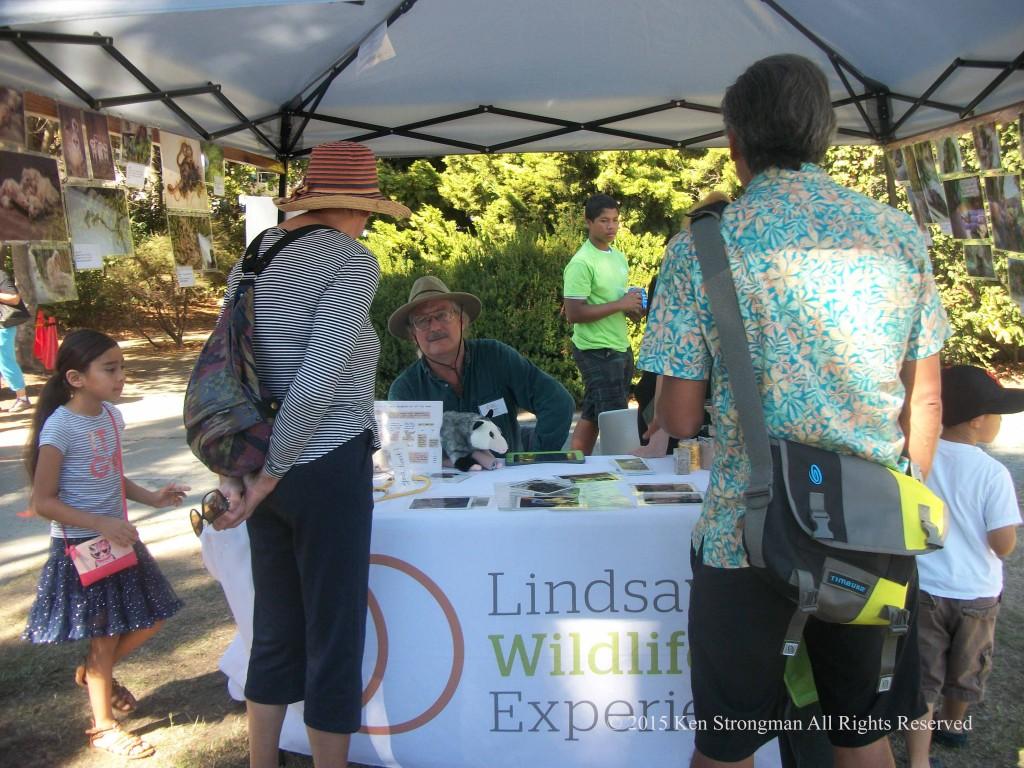 Lindsay Wildlife Experience 60th Birthday Bash