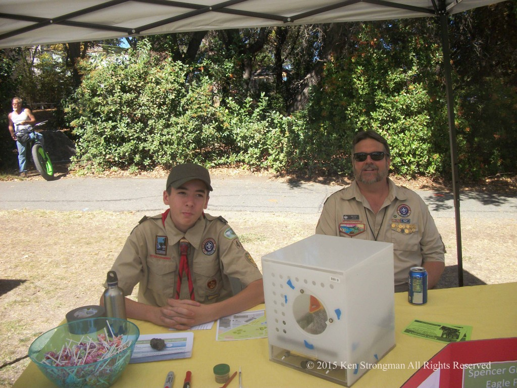 Boy Scout Eagle Project @ Lindsay Wildlife Experience 60th Birthday Bash