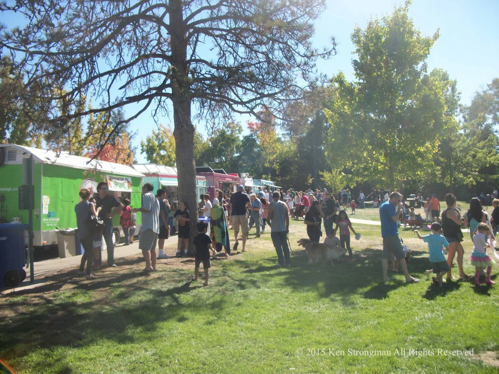 Food Truck Line up @ Lindsay Wildlife Experience 60th Birthday Bash