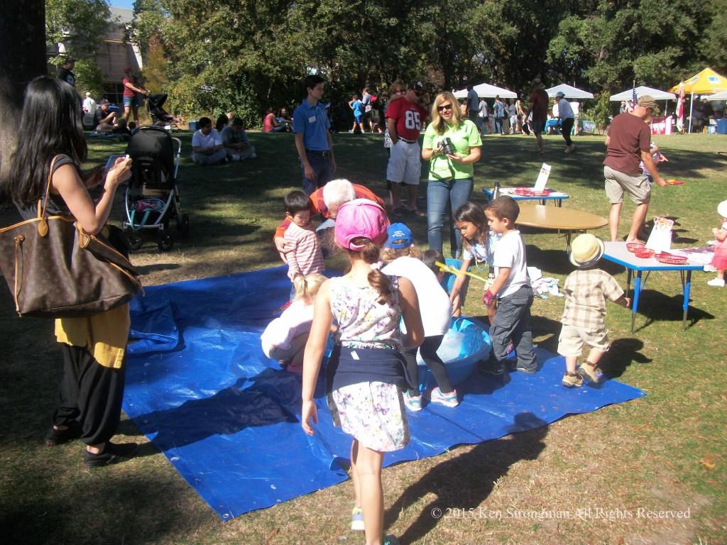 Bubbles @ Lindsay Wildlife Experience 60th Birthday Bash