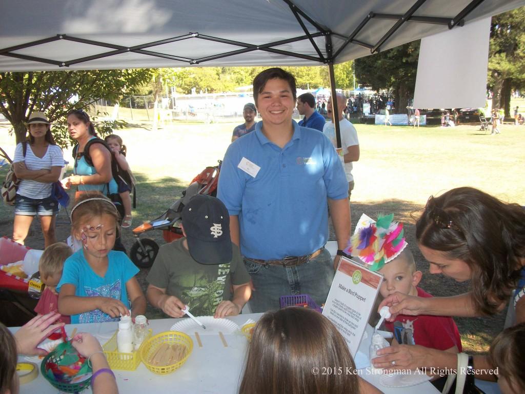 Volunteering @ Lindsay Wildlife Experience 60th Birthday Bash